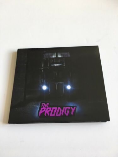 RARE NO TOURISTS SIGNED SET LIST AND CD SIGNED//AUTOGRAPHED THE PRODIGY