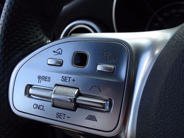 Mercedes C220 d 2,0 AMG Line stc. aut. billede 13