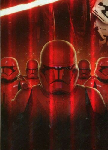 Star Wars Rise Of Skywalker S2 Foil Puzzle Chase Card #8