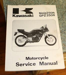 Kawasaki-Ninja-250R-GPZ-250R-Motorcycle-Service-Manual-99924-1066-01