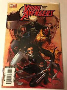 Young-Avengers-9-Marvel-Comics-2005-VF-NM-Whedon-1st-Kate-Bishop-Hawkeye-Cover