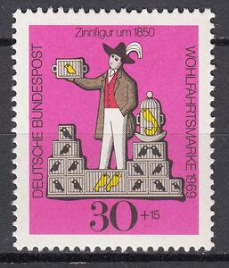 Rfa 1969 Mi Nº 606 Cachet Luxe!!!-afficher Le Titre D'origine Un RemèDe Souverain Indispensable Pour La Maison