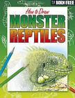 Monster Reptiles by Lisa Regan (Paperback, 2005)