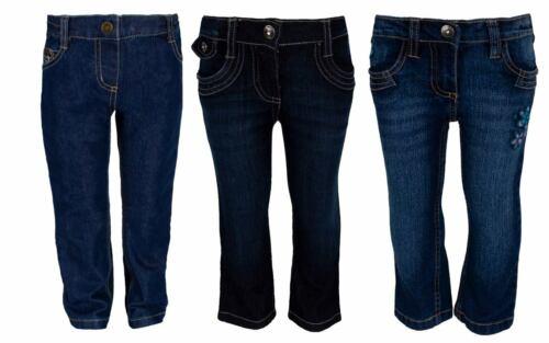 Kinder Mädchen Jeans Jeanshose mit geradem Bein Hose Lupilu