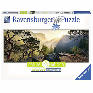 Ravensburger: Yosemite Park 1000 Piece Panorama Puzzle *BRAND NEW*