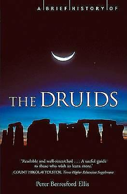 A Brief History of the Druids by Peter Ellis