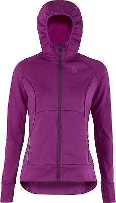 Aufrichtig Scott Trail Mtn Mel 100 Womens Cycling Jacket - Purple