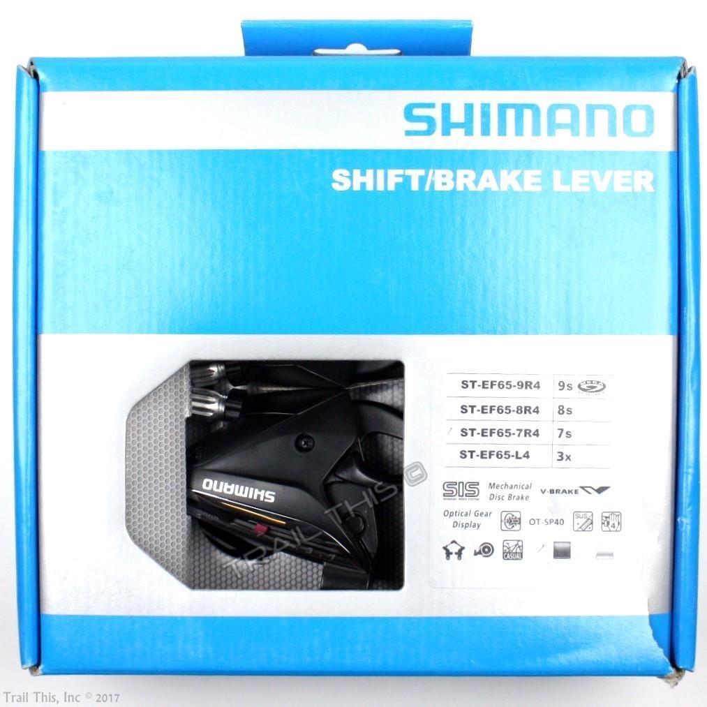 Shimano Acerea ST-EF65 3x7-Speed Trigger Shift   Brake MTB   Hybrid Bike Set