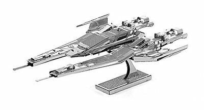 Metal Earth Mass Effect SX3 Alliance Fighter Laser Cut 3D Model Kit