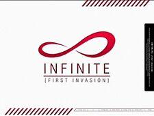 K-POP INFINITE Vol.1 1st Mini Album [First invasion] CD Sealed Music CD