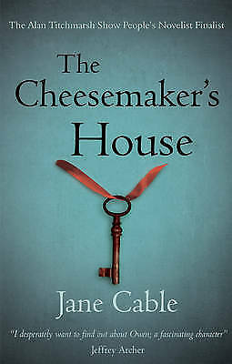 1 of 1 - The Cheesemaker's House-ExLibrary