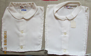 Plastron Enfant, Vêtement Vintage, Lot De 2 Marque Sumac Cadeau IdéAl Pour Toutes Les Occasions
