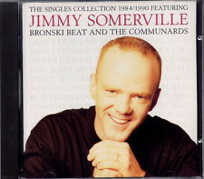 JIMMY SOMERVILLE / BRONSKI BEAT - SINGLES COLLECTION