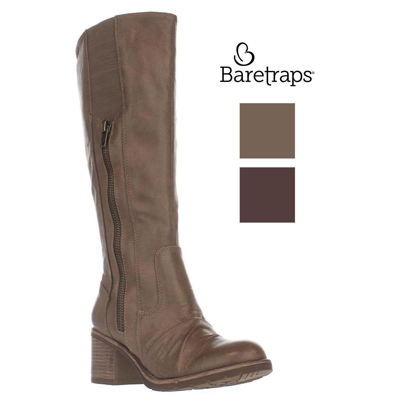 Baretraps kvinnor Dallia Ruched Riding Boot Boot Boot  stort urval
