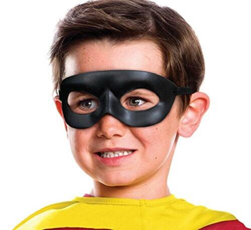 Robin Masque Yeux DC Batman Super Héros Déguisement Halloween Enfant Costume Accessoire