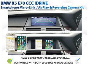 BMW-E70-X5-CCC-iDrive-Android-iPhone-Mirroring-amp-Reverse-cam-retrofit-pack