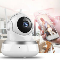 1080P HD inalámbrico WiFi cámara IP Smart Home Seguridad de audio CCTV TF tarjet