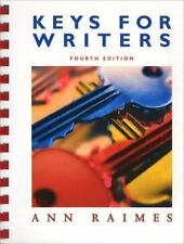 Keys For Writers, Fourth Edition
