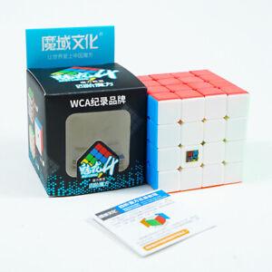 Zauberwuerfel-4x4-MoYu-Meilong-stickerless-Original-speedcube-magic-cube-brandneu