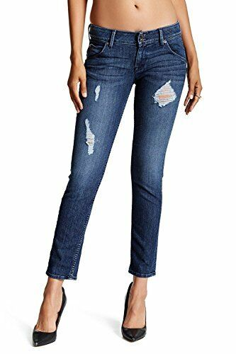 NWT Hudson Collin Skinny Ankle Jeans 25  189.00