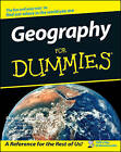 Geography for Dummies by Charles A. Heatwole (Paperback, 2002)