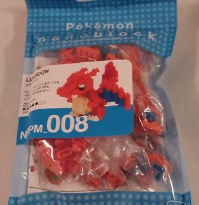 Kawada Nanoblock  Pokemon THUNDER Japan building toy NBPM/_046 LTD Worldwide