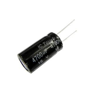4700uf 16v CAPACITOR RADIAL 4700UF 16V ELECTROLYTIC CAPACITOR