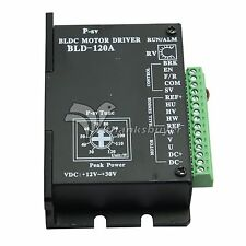 BLD120A Brushless DC Motor Driver 30V 120W BLDC Controller f Brushless Motor CNC