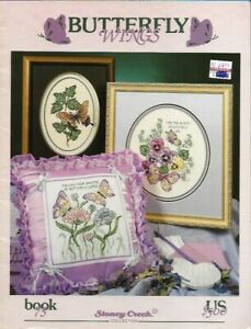 Butterfly-Wings-Stoney-Creek-Collection-Book-75-for-Cross-Stitch