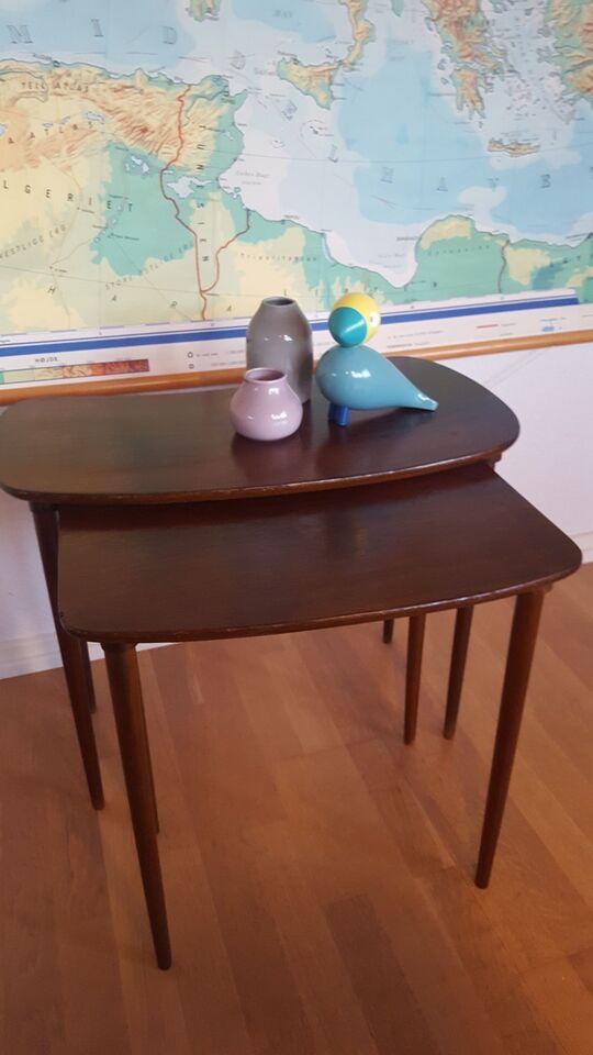 Indskudsbord, teaktræ