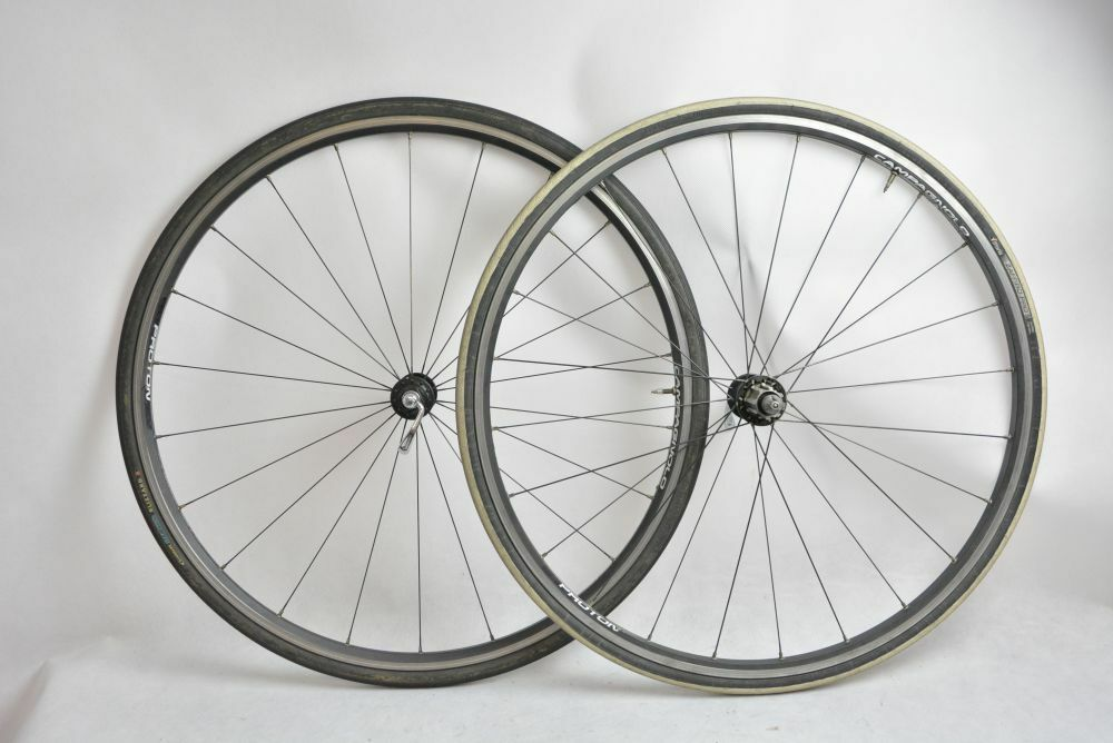 Campagnolo Predon road wheelset wheels 9 10 11 speed CLINCHER