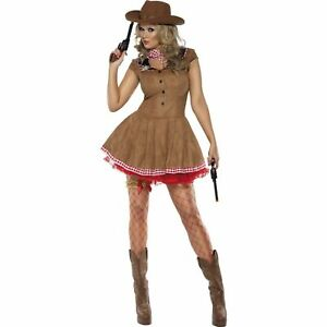 Western-Sexy-Wild-West-Rodeo-Cowgirl-Womens-Ladies-Fancy-Dress-Costume