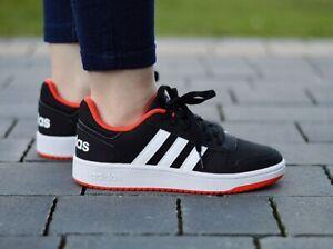 Details about Adidas Hoops 2.0 K B76067 Junior/Women's Sneakers