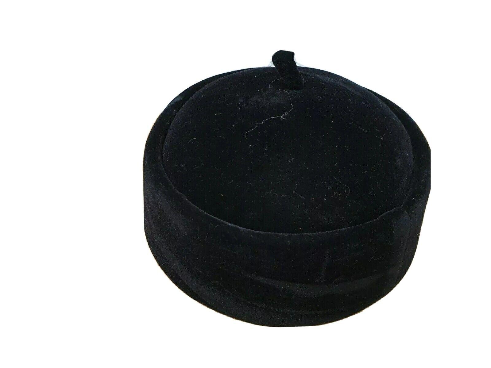 Elegant African Round Shaped Cap for Children