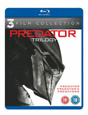 Predator Trilogy [1987] (Blu-ray)