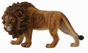 NEW-CollectA-88414-Wildlife-African-Lion-Model-12cm-RETIRED