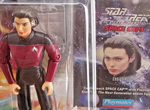 TNG ENS RO LAREN Figure Bajoran non ouvert STAR TREK Playmates/'94 Next Gen Scellé