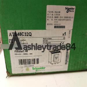 New in box Schneider ATS48C32Q soft start 3389110982435