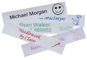 100-SATIN-Iron-on-School-Name-Tapes-Name-Tags-Labels