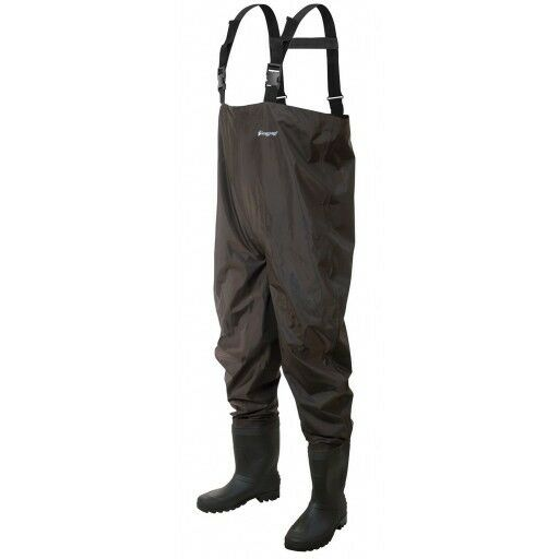 Frogg Toggs Rana II PVC avviofoot Cleated Chest Waders Dimensiones 713  2715249