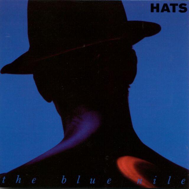 THE BLUE NILE - HATS - CD - OCCASION - BON ÉTAT