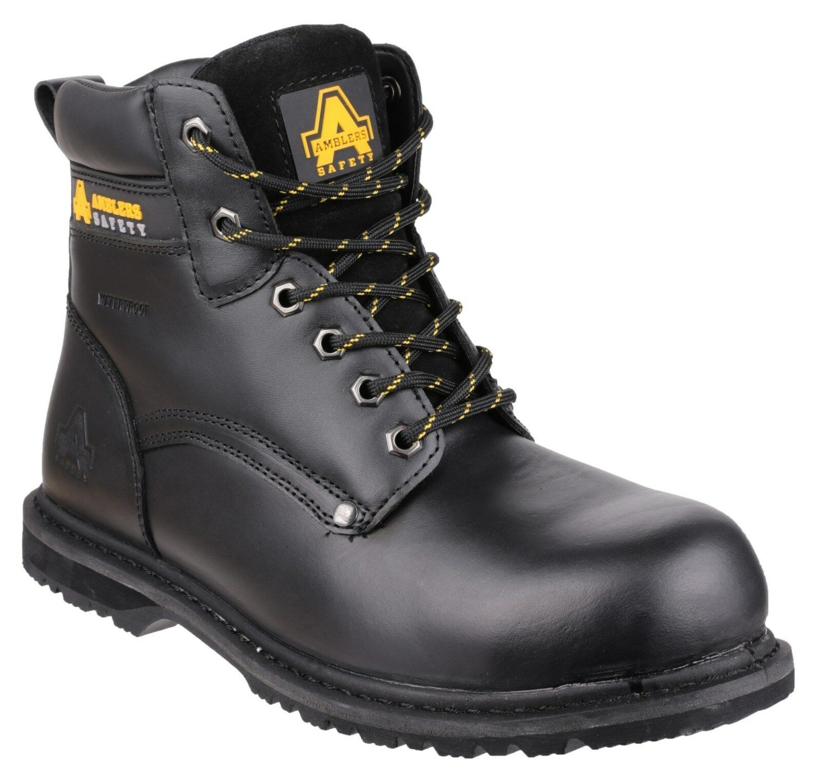 Amblers FS146 S3 Safety Boots Mens Waterproof Lightweight Steel Toe Cap Work