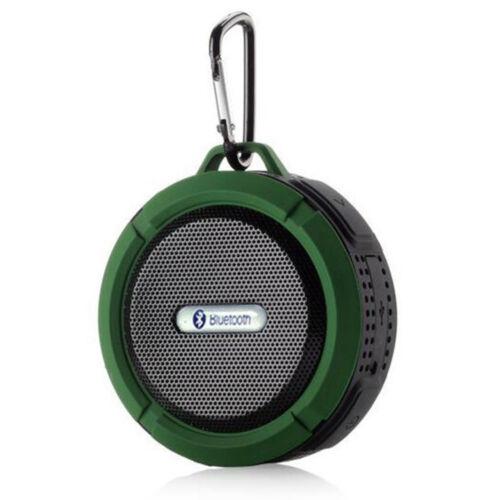 Mini Portable Waterproof Outdoor C6 Wireless Bluetooth Speaker Support TF Card