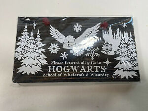 harry potter gifts plaque wood hogwarts