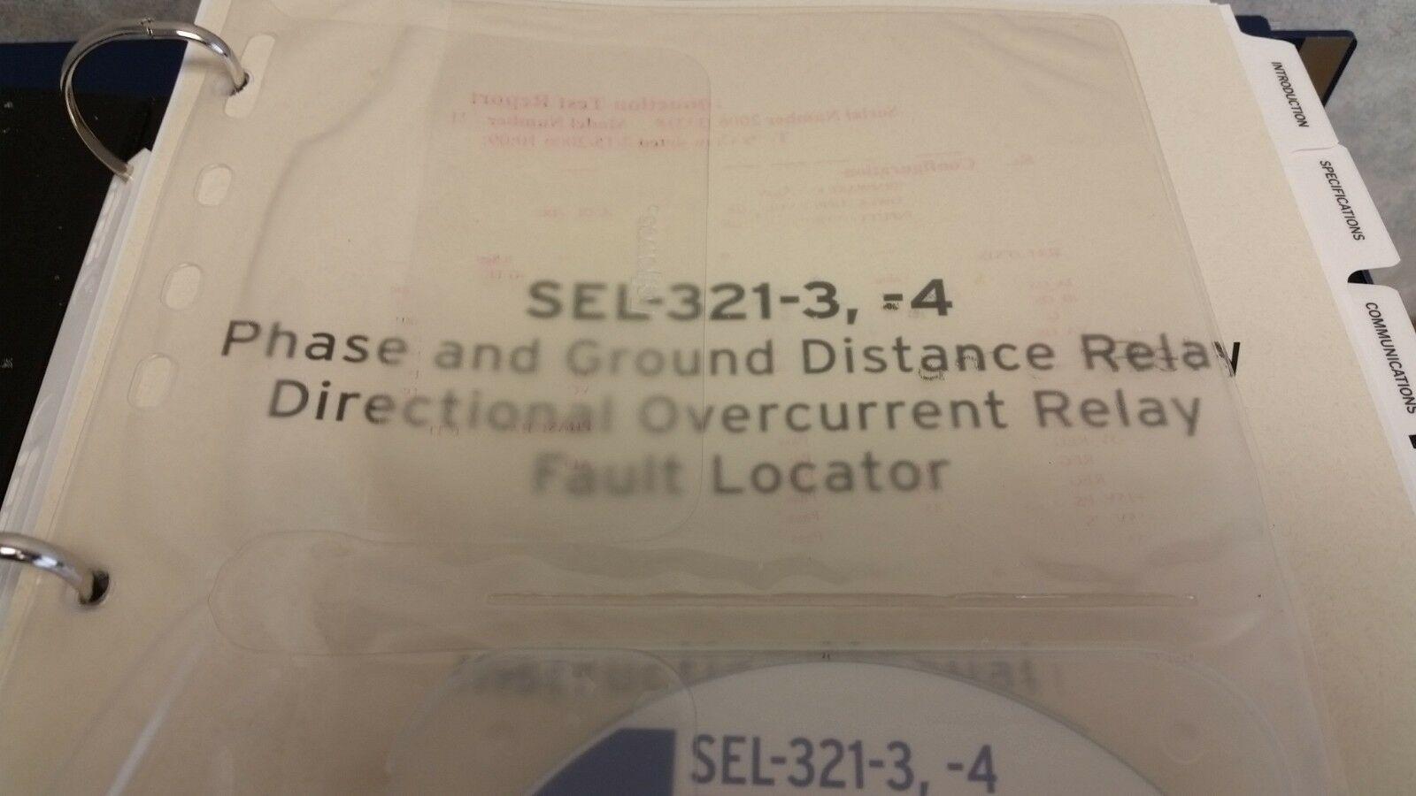 SEL Sel-321 Phase and Ground Distance Relay - 321326256HNB536