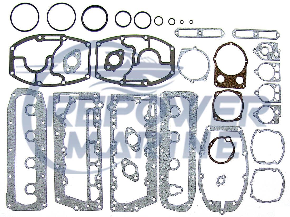 Powerhead Dichtungssatz für Mercury Outboard 4 Zyl,45HP,50HP,Repl Zyl,45HP,50HP,Repl 4 : 27-72486a32 57859c