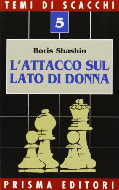 L'attacco sul lato di donna - Shashin B. S.