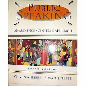 Public Speaking An Audience-Centered Approach ...