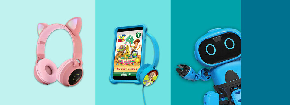 Shop Tablets, headphones, games, and more - Tech for Kids