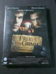 DVD-Cinema-Film-Brothers-Grimm-Damon-Ledger